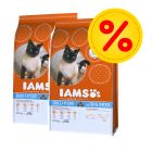 Dubbelpack: IAMS Pro Active Health Adult Sea Fish