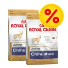 Dubbelpack 3 påsar Royal Canin Breed