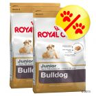 Dubbelpack Royal Canin Bulldog Junior