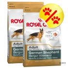 Dubbelpack Royal Canin German Shepherd Adult