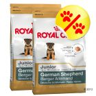 Dubbelpack Royal Canin German Shepherd  Junior