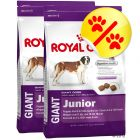 Dubbelpack Royal Canin Giant Junior