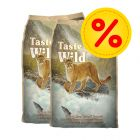 Dubbelpack: Taste of the Wild - Canyon River Feline