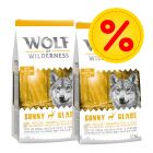 Dubbelpack Wolf of Wilderness Sunny Glade - Venison
