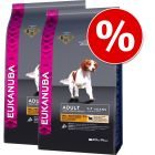 Dwupak Eukanuba Small & Medium Breed