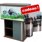 Ensemble aquarium/sous-meuble Aquatlantis kit Evasion 101x40