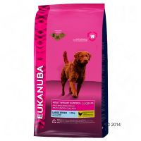 Eukanuba Adult Weight Control Large Breed poulet pour chien