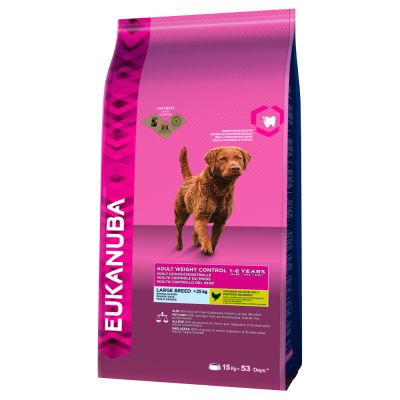 Eukanuba Adult Weight Control razas grandes