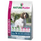 Eukanuba NaturePlus+ Adult Medium Breed con salmón