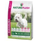 Eukanuba NaturePlus+ Adult Small Breed con cordero