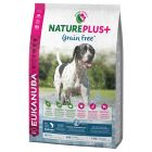 Eukanuba NaturePlus+ Grainfree Adult con salmón