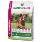 Eukanuba NaturePlus+ Puppy & Junior Lamm