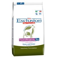 Exclusion Diet Hypoallergenic Small Breed Cavallo & Patate
