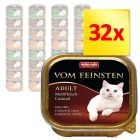 Fai scorta! Animonda vom Feinsten Adult MIX 32 x 100 g