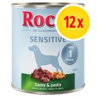 Fai scorta! Rocco Sensitive 12 x 800 g