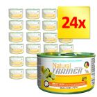 Fai scorta! Trainer Natural Adult Small & Toy 24 x 150 g