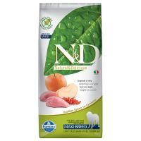 Farmina N&D Grain Free Adult Maxi Cinghiale e Mela