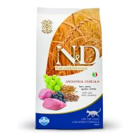 Farmina N&D Low Grain Adult Cat Agnello e Mirtillo