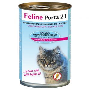 Porta 21 Katzenfutter nass