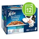 Felix As Good As It Looks - Doubly Delicious 12 x 100g