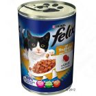 Felix Bites in Jelly Specialties 6 x 400 g