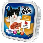 Felix Exotic Bites in Jelly 32 x 100 g