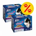 Felix Kitten As Good As It Looks Multibuy 24 x 100g
