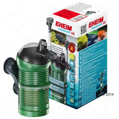 Avis sur filtre int rieur pour aquarium eheim aquaball for Filtre interieur aquarium