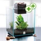 Fluval CHI - Kit Acquario 19 l con Luci LED