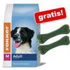 Fokker 15 kg  + 2 Trixie Denta Fun Veggies gratis!