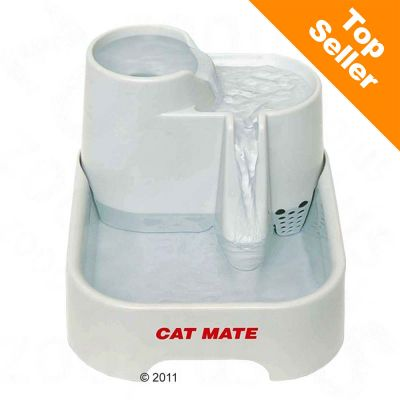 avis sur fontaine eau cat mate 2 l pour chien et chat. Black Bedroom Furniture Sets. Home Design Ideas