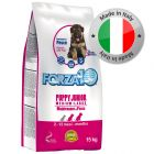 Forza 10 Mainentance Puppy Junior con Pesce