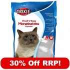 Fresh'n'Easy Cat Litter Granules from Trixie - 30% Off RRP!*