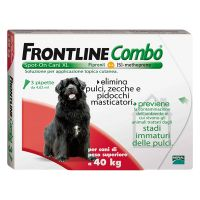 Frontline Combo Spot on Cani XL (Cani con peso > 40 kg)