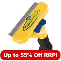 FURminator deShedding Tool for Dogs - Up to 55% Off RRP!*