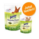 600 g Bunny Nature Shuttle + 1,5 kg Bunny KaninchenTraum