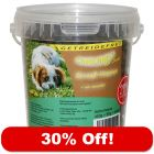 540g Caniland Soft Ostrich Chunks - Grain-Free - 30% Off!*