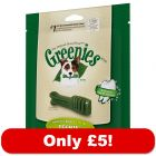 170g Greenies Canine Dental Chews - Only £5!*