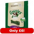 170g Greenies Canine Dental Chews - Only £6!*