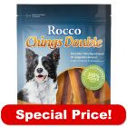 150g Rocco Cubes or 200g Rocco Chings Double Dog Treats - Special Price!*
