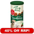 120g Tubidog Meatballs Dog Treats - 40% Off RRP!*