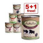 400g/800g Lukullus Mixed Pack - 5 + 1 Free!*
