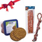 Gift Set: Big Boy Treat & Toy Pack