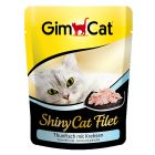 GimCat ShinyCat Filet Pouch 6 x 70 g