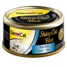 GimCat ShinyCat Filet, Thunfisch