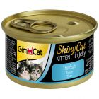 GimCat ShinyCat Jelly Kitten 6 x 70g