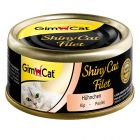 GimCat ShinyCat Lattine 6 x 70 g