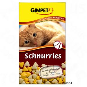 Gimpet Schnurries pour chat