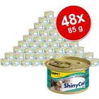 Gimpet Shiny Cat Saver Pack 48 x 85g