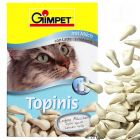 Gimpet Topinis with Milk